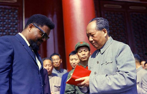 robert-f-williams-with-mao-zedong