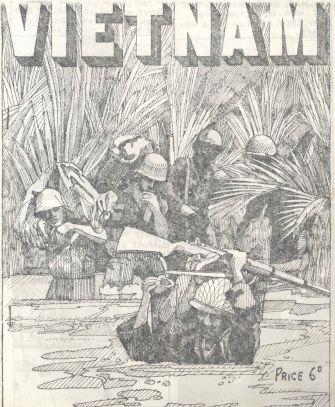 vietnam comic