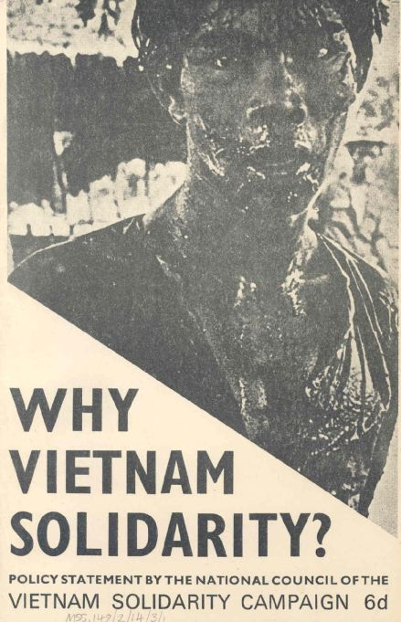 why vietnam solidarity