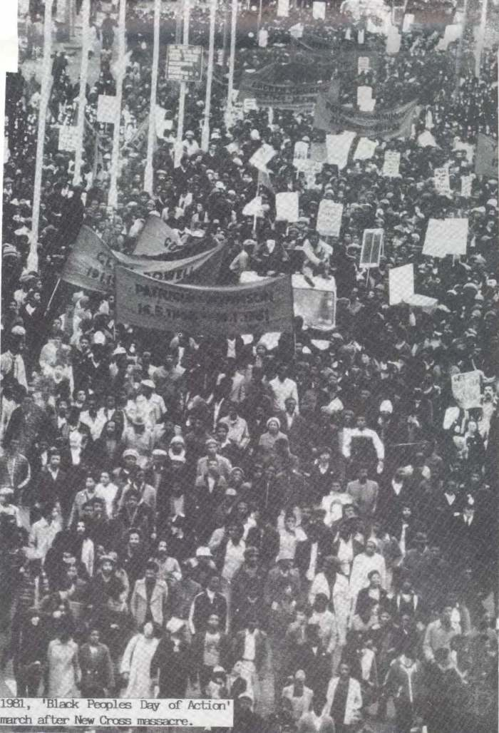 1981 Black Peoples Day of Action