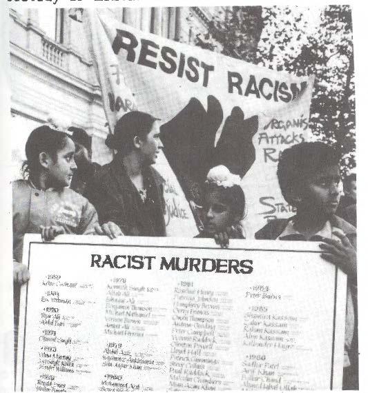 racist murders