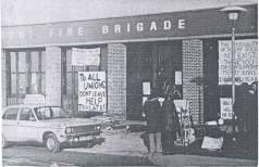 firebrigade dispute 1977