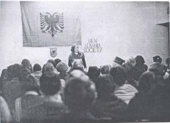 New Albania Society 1977