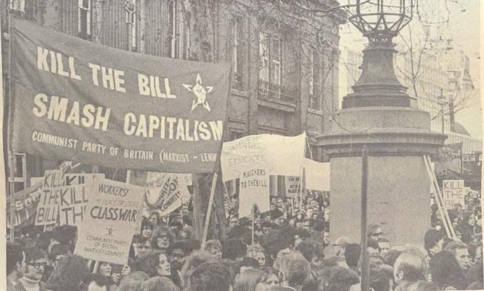 1971 Kill the Bill