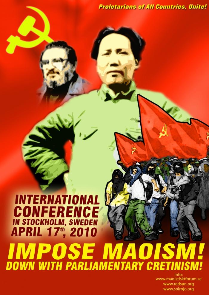 impose maoism