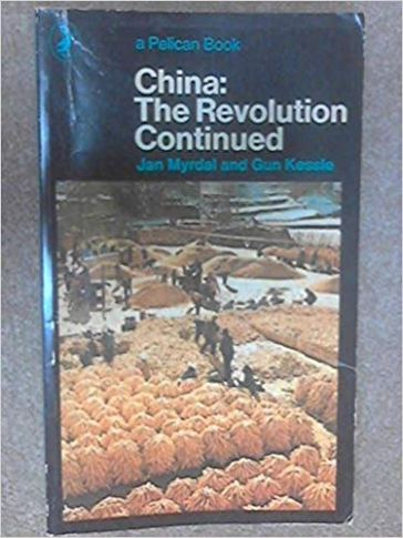 China the revolution continued