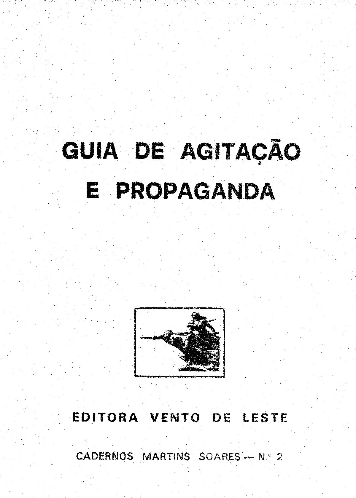 1975Guide for Agitation and propaganda