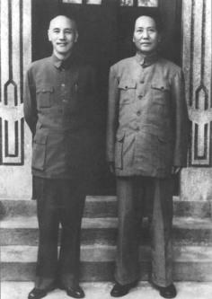 Mao and Chang