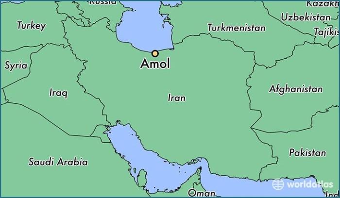 amol map